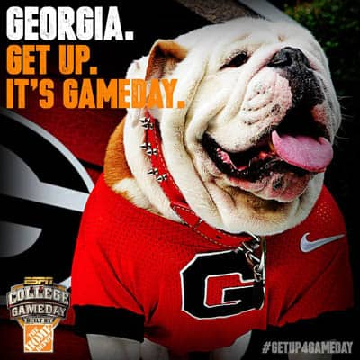 LSU-UGA GameDay