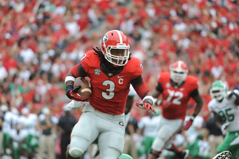 Todd Gurley Doak Walker Award Watch List