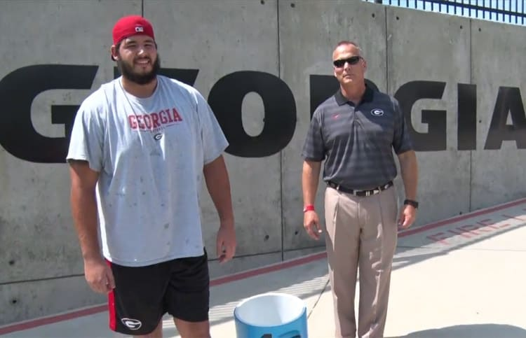 Watts Dantzler Ice Bucket Challenge