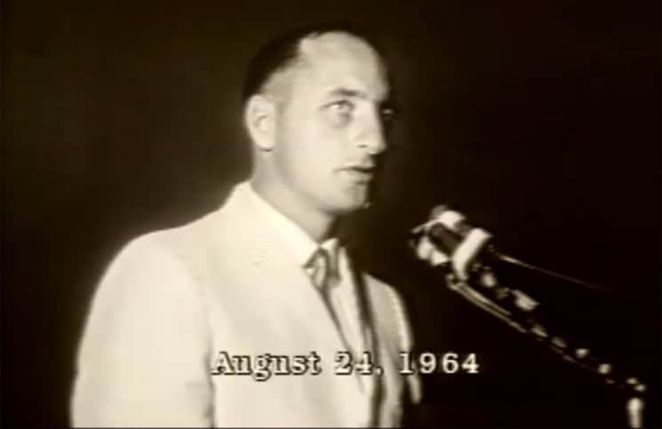 UGA Football Video 1964