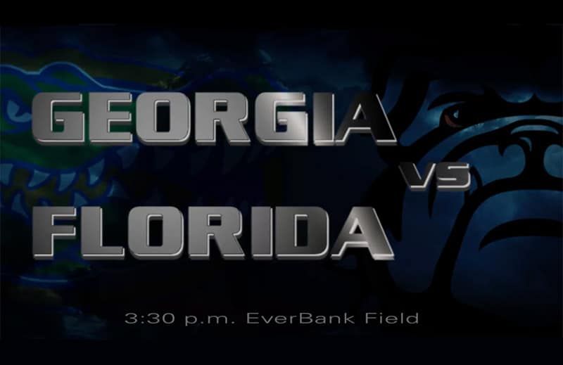 2014 Georgia-Florida Hype Video