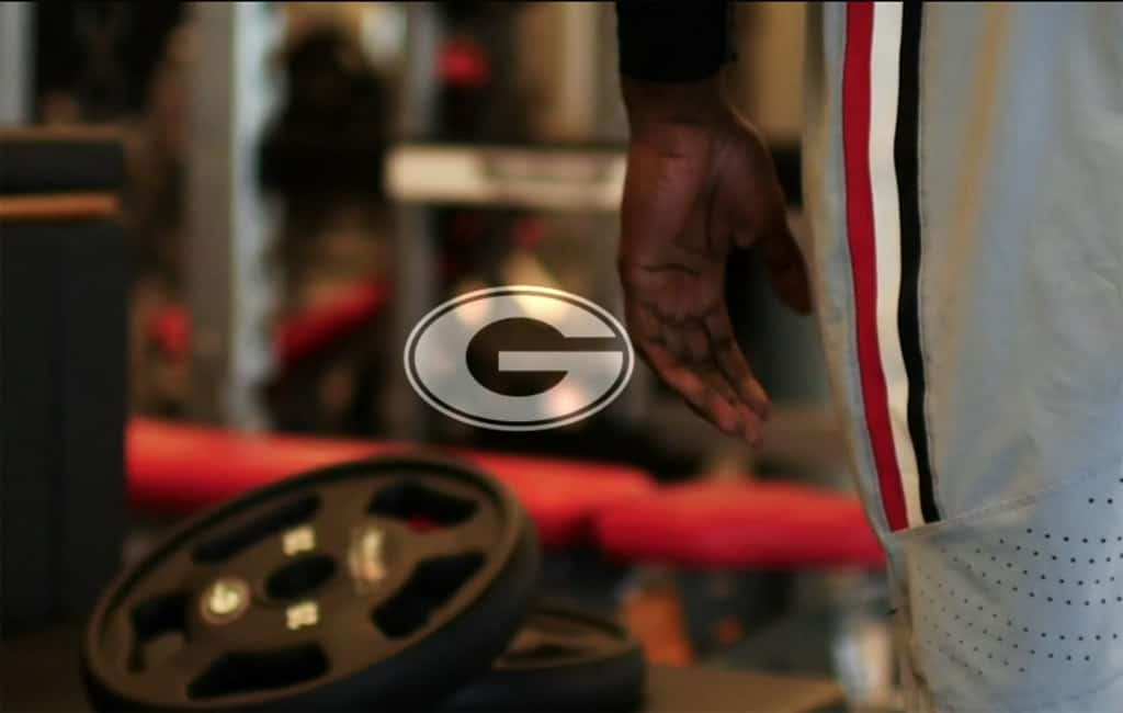 UGA Football Video - The Grind