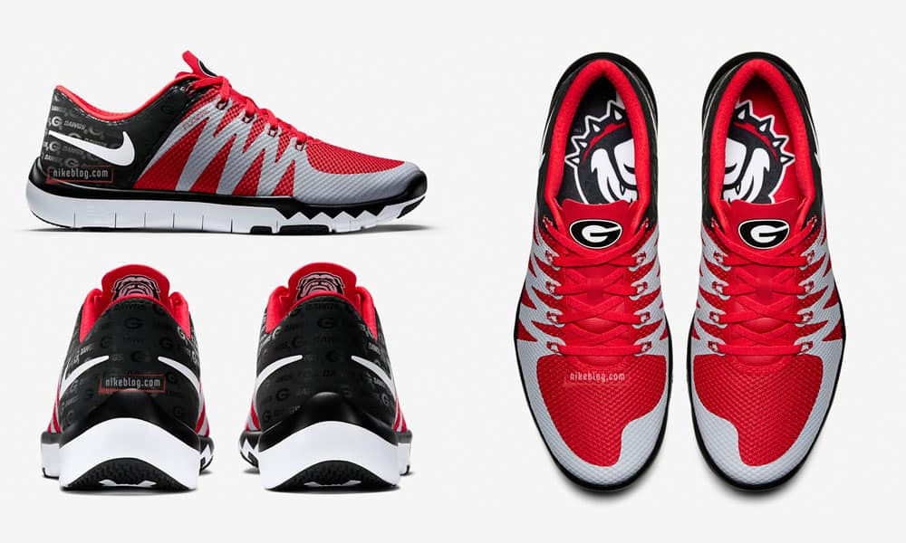 Nike Free Trainer 5 0 Quot Week Zero Quot Uga Shoes Set For Release