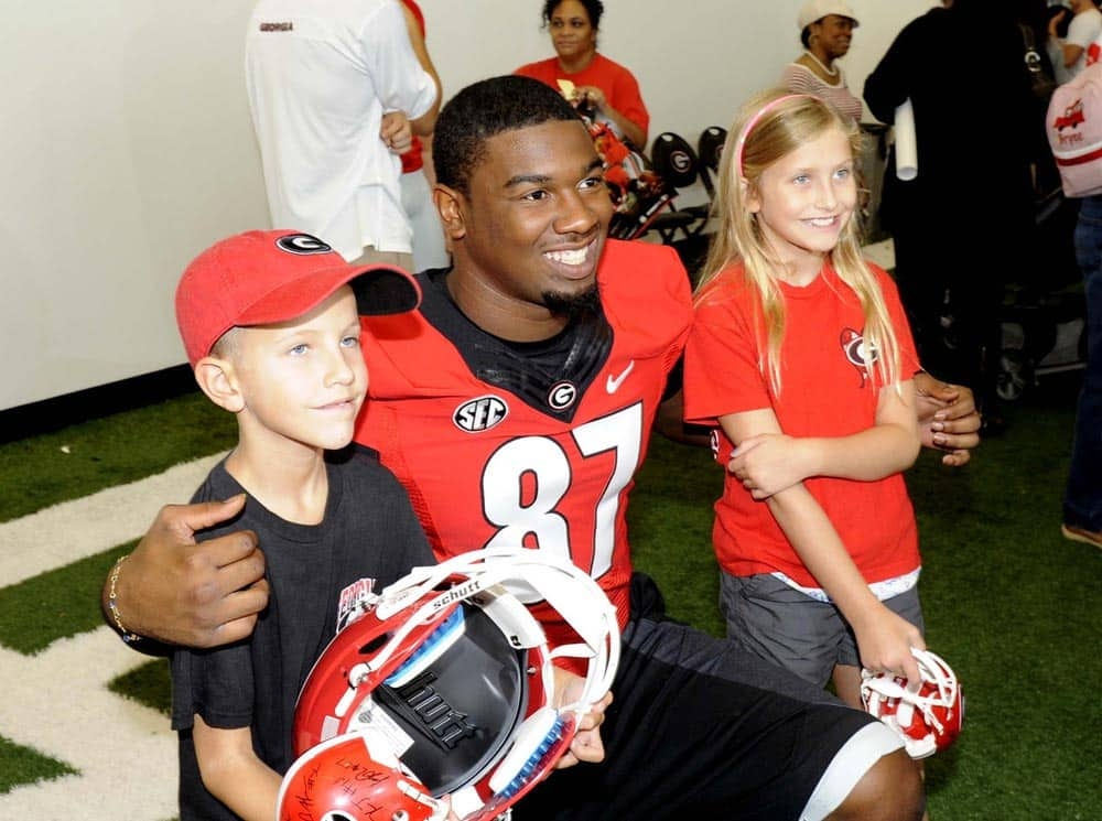 UGA Picture Day