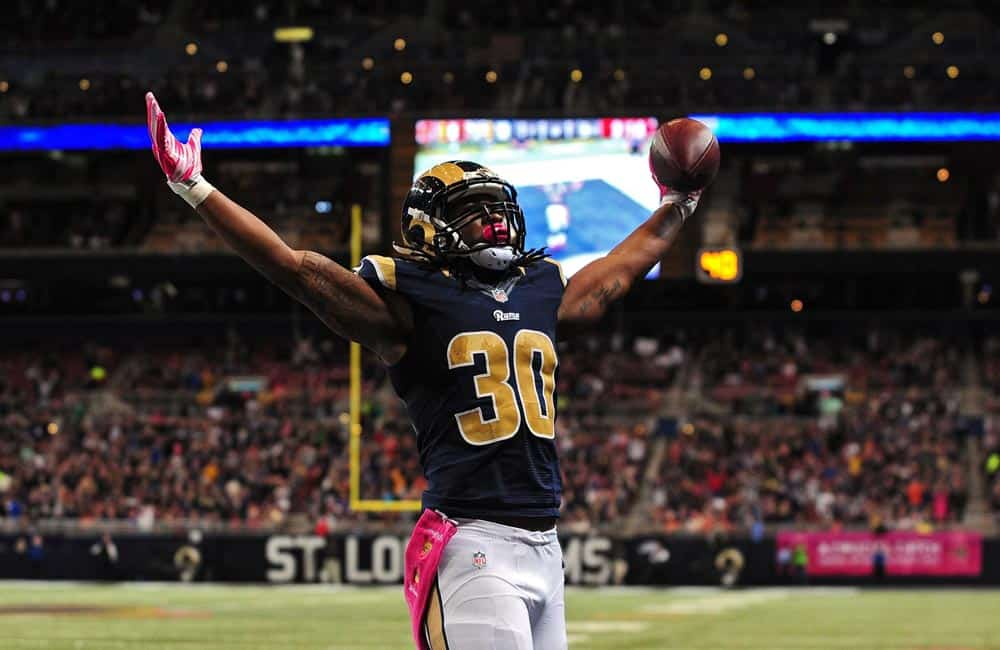 Video Todd Gurley Highlights From Week 7