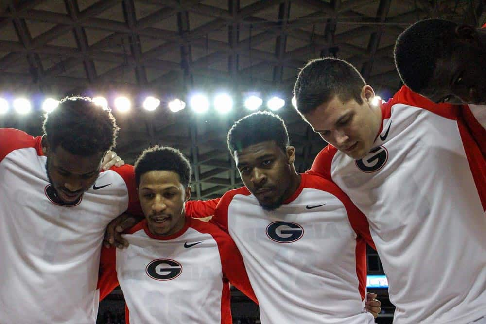 UGA Basketball 2016