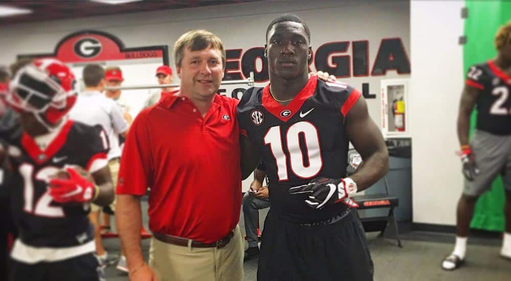 Black UGA Jerseys