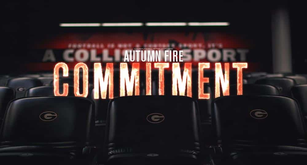 Autumn Fire - Commitment