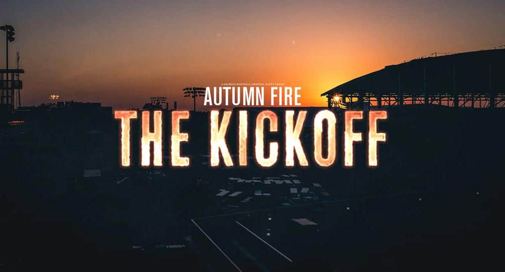 Autumn Fire: The Kickoff