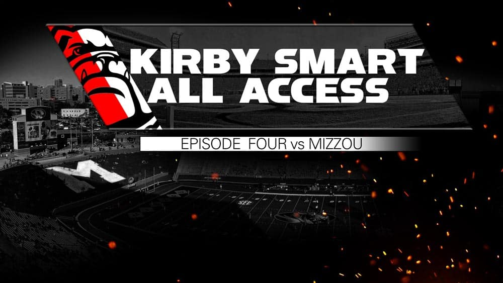 Kirby Smart All Access - Mizzou