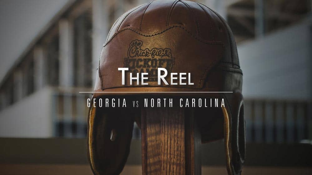 The Reel: Georgia vs North Carolina