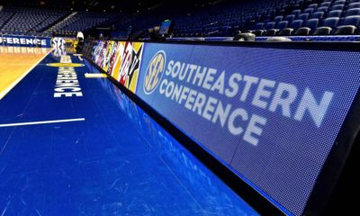 2017 SEC Basketball Tournament Bracket