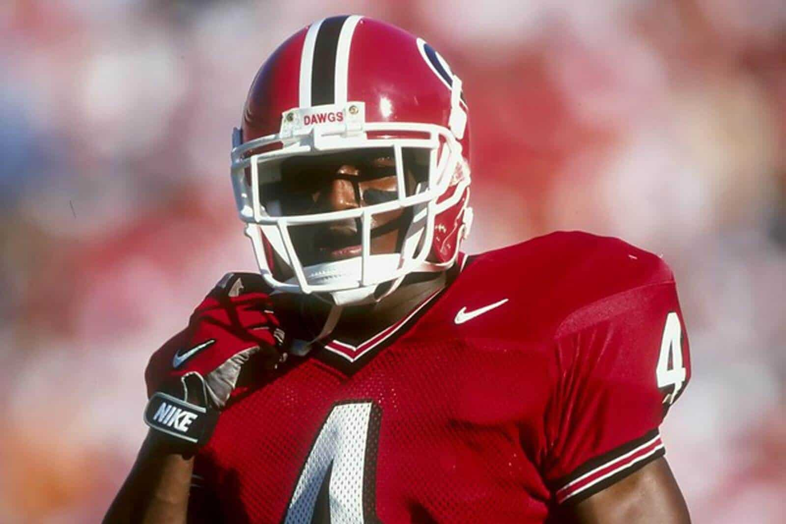 Champ Bailey named to 2017 SEC Football Legends class