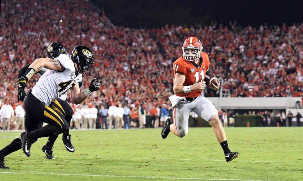 Jake Fromm named SEC Freshman of the Week for second time