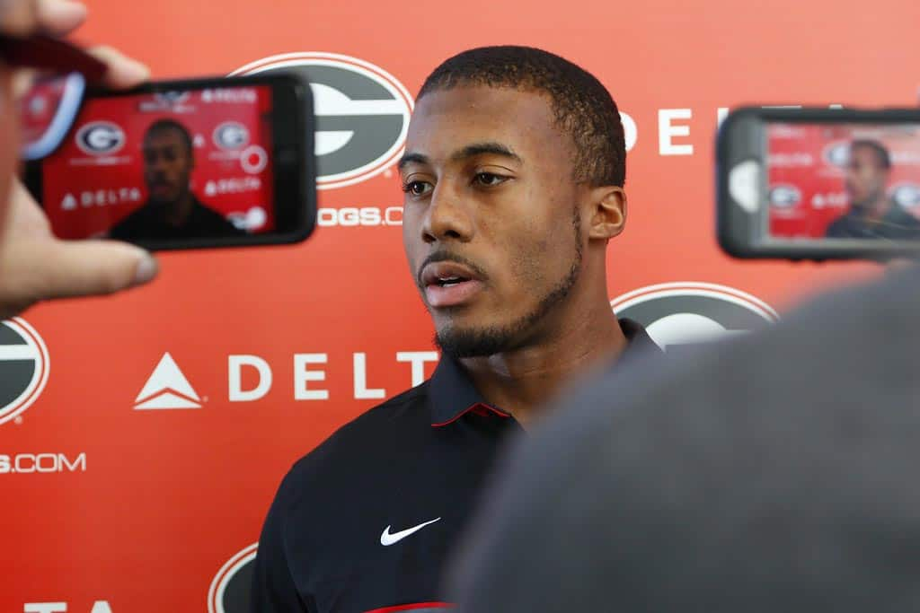 UGA Football: Aaron Davis