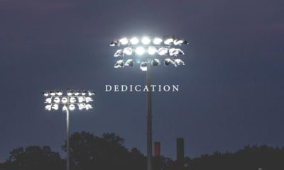 UGA Football Dedication