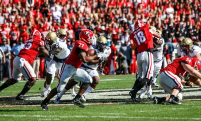 UGA Football: Tech Nov. 25