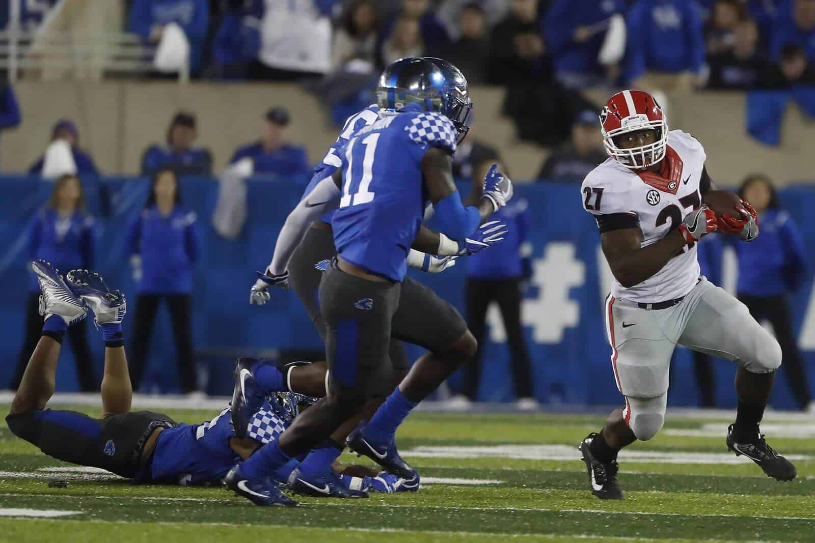 UGA Football: UK