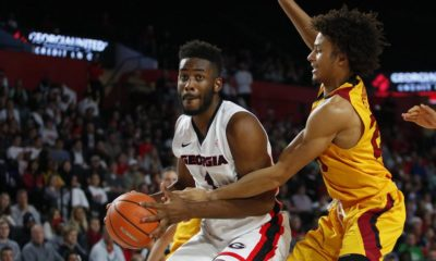 UGA Basketball: Winthrop