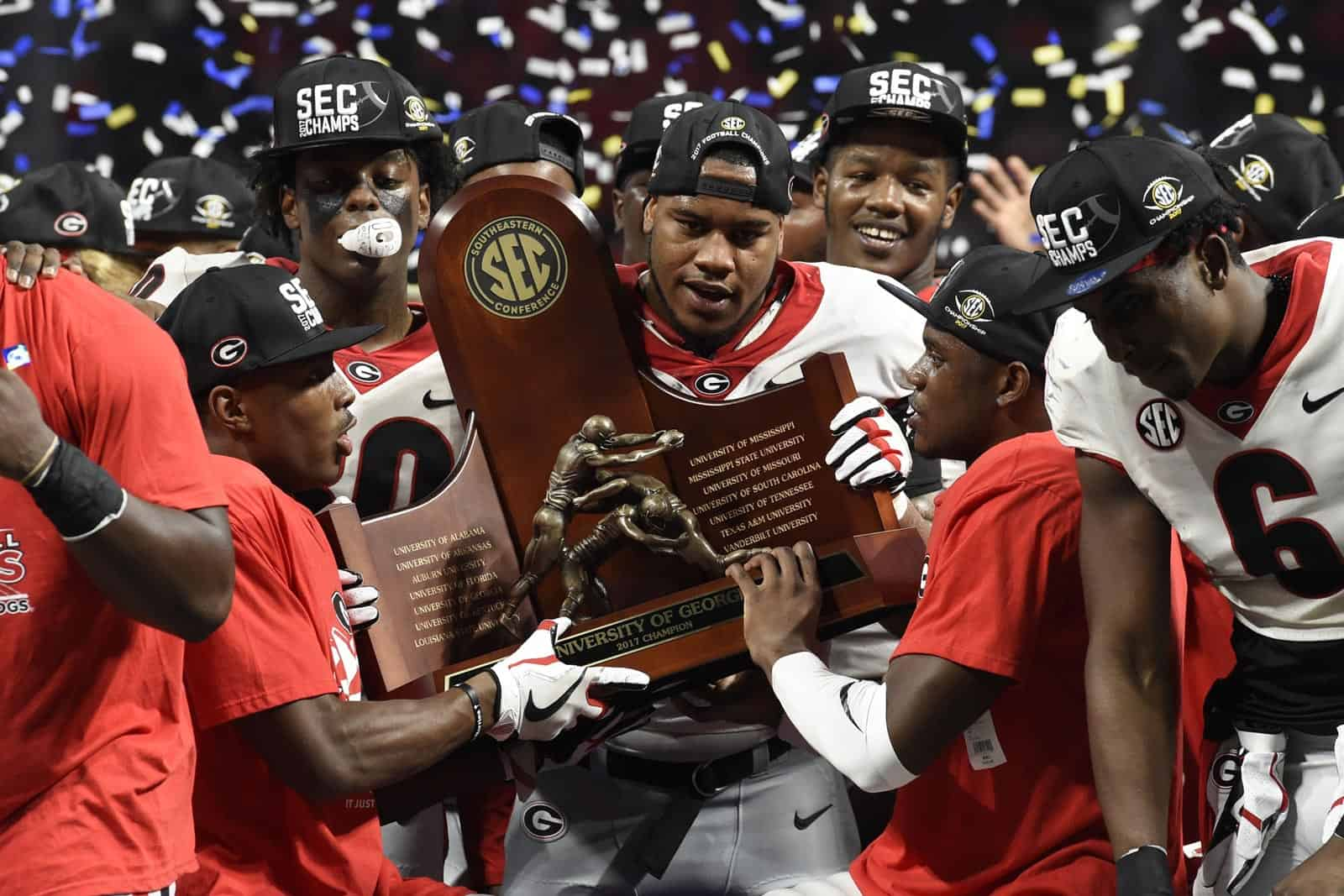 UGA Football: College Football Playoff