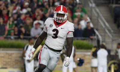 UGA Football: Roquan Smith