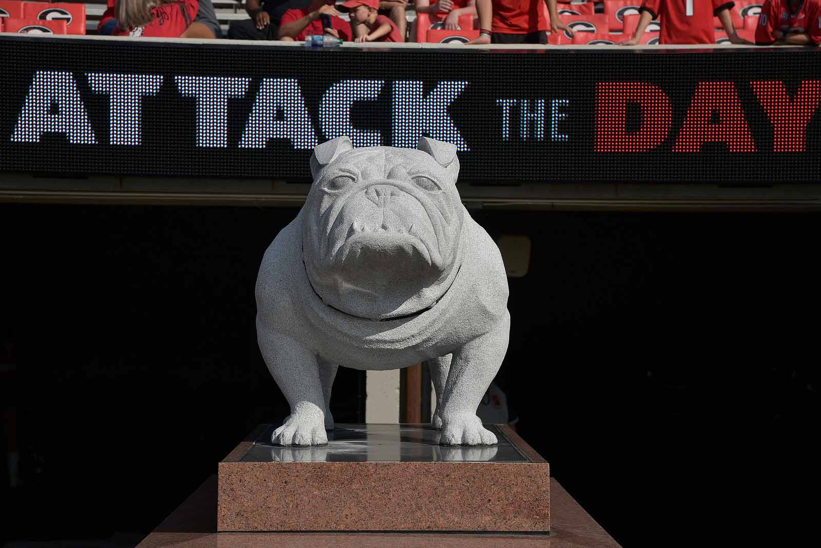 UGA Football: Rose Bowl