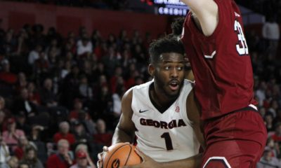 UGA Basketball: USC 2018