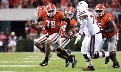 UGA Football: Trent Thompson