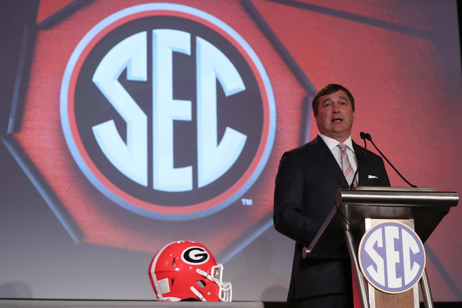 UGA Football: 2018 SEC Media Days