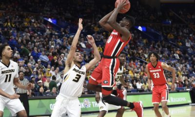 UGA Basketball: Mizzou