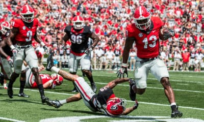 UGA Football: G-Day Game