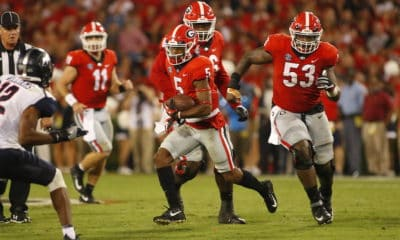 UGA Football: Indiana State