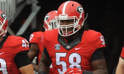 UGA Football: Pat Allen