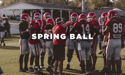 UGA Football: Spring Ball