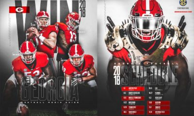 2018 UGA Football Media Guide