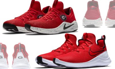 Georgia Bulldog Nike Shoes