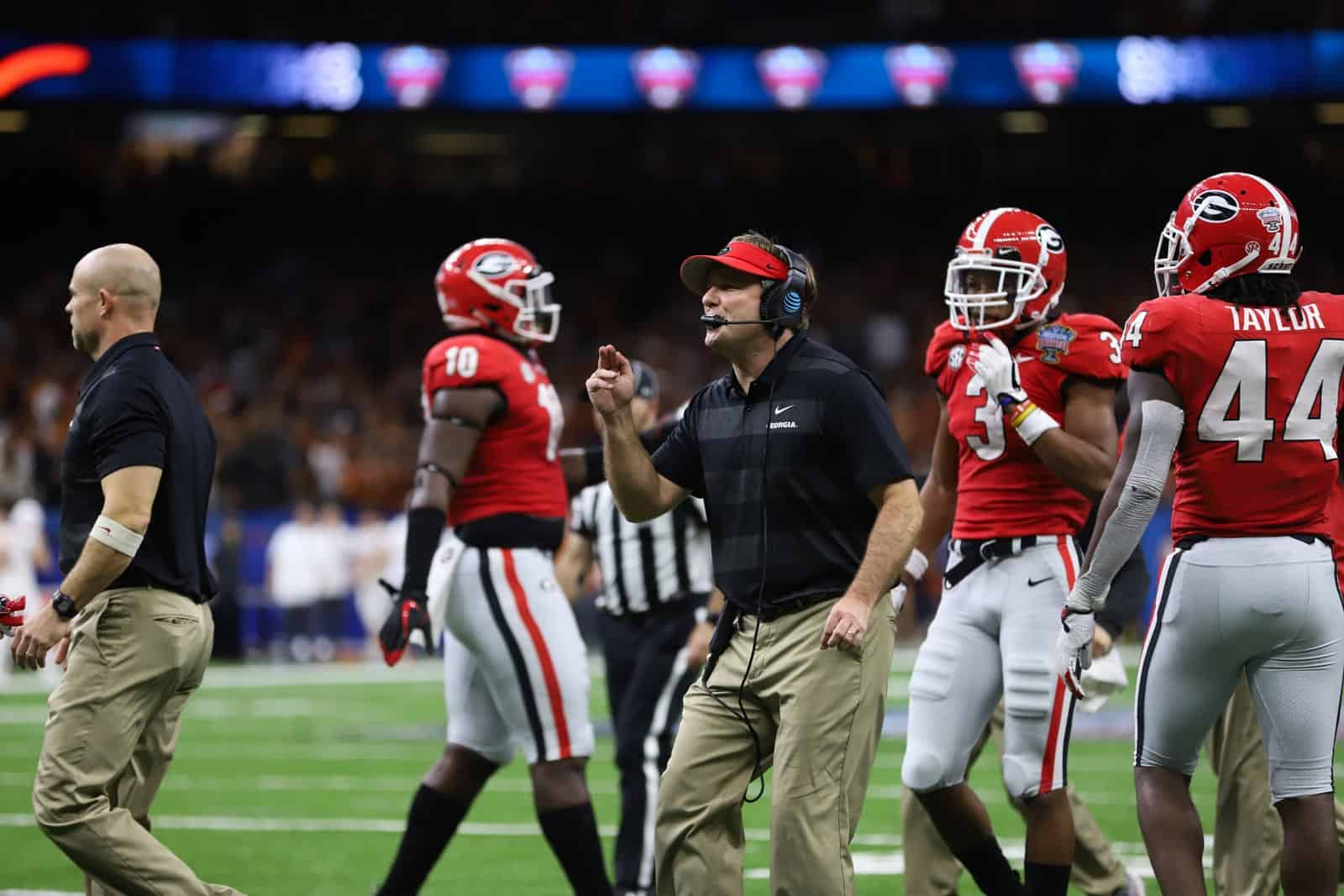 Georgia Finishes 2018 Season In Top 10 Of College Football Rankings