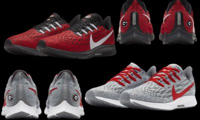 2019 Nike UGA Shoes