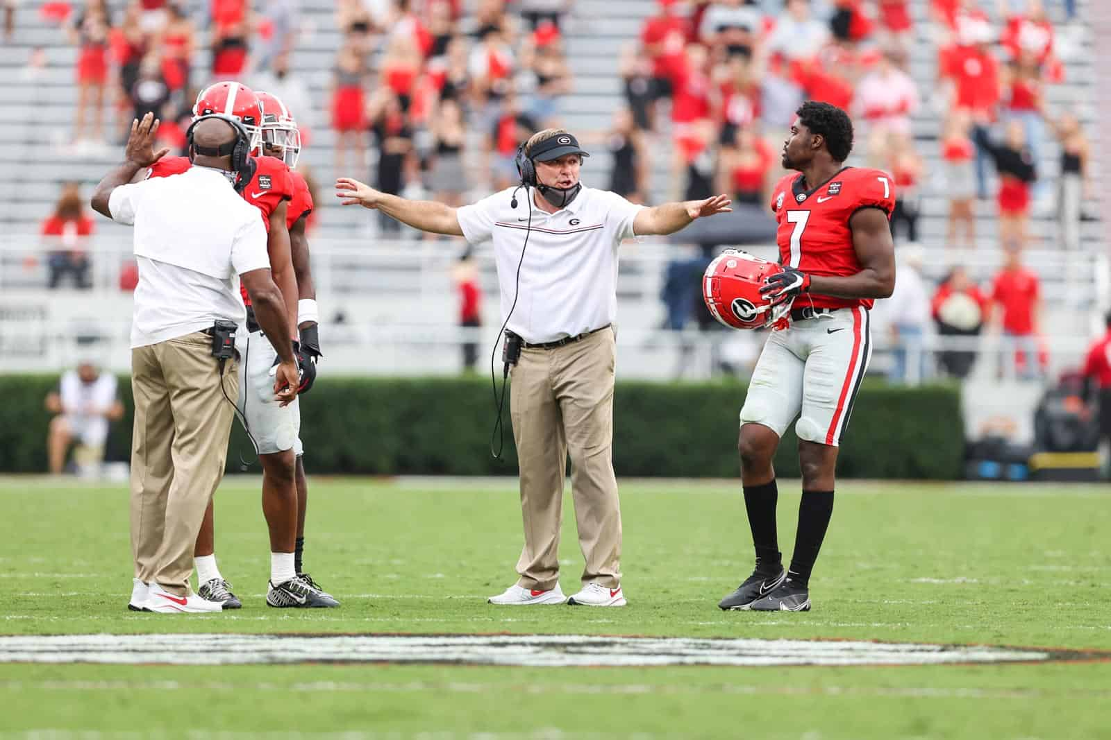 Kirby Smart Bulldogs Preview 2020 Football Game At Alabama He was drafted by the st. kirby smart bulldogs preview 2020